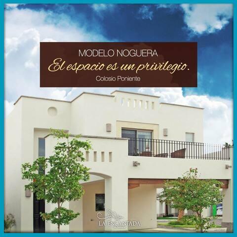 Semi-luxury house - Hermosillo