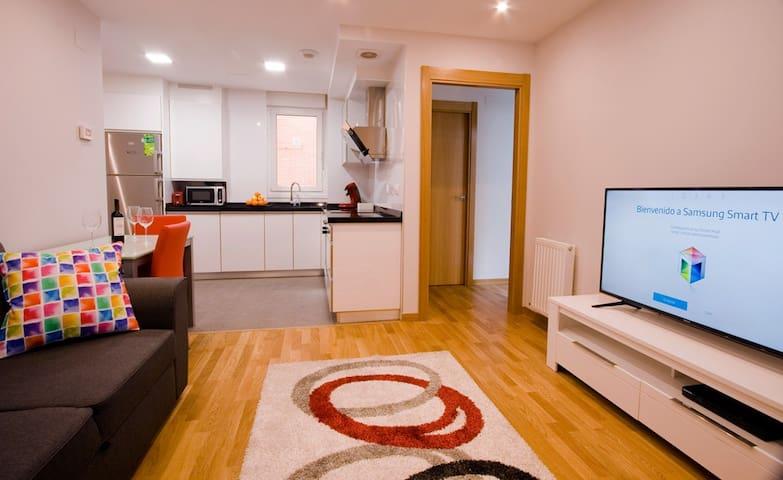 Apartamento en el centro de Estella - Estella