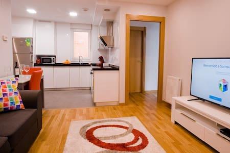 Apartamento en el centro de Estella - Estella - Pis