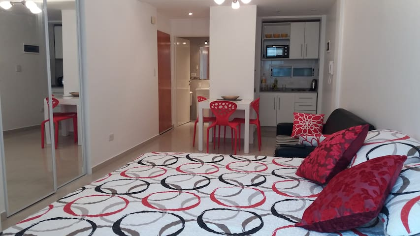 Beautiful apartment and great location in Palermo