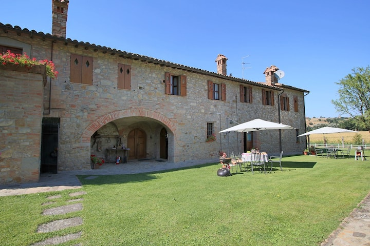 Alluring Mansion in Todi PG with Swimming Pool