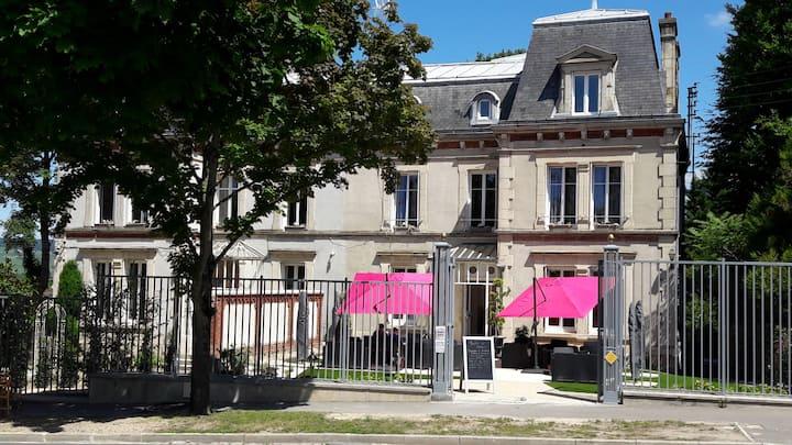 La Demeure d'Elodie - Avenue de Champagne