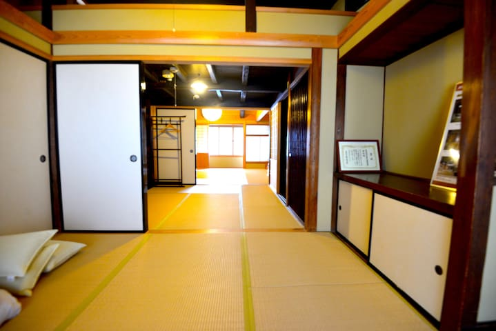(B&B)Seaside town/Traditional house renovated - Matsue-shi - Casa