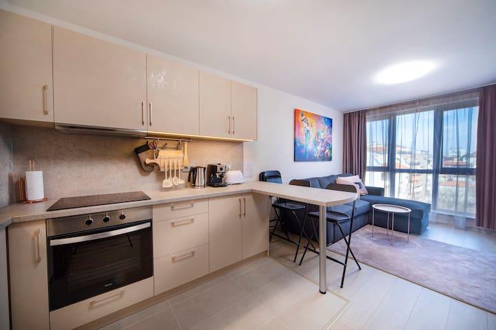 Cozy Stylish Apartment By Maritza River