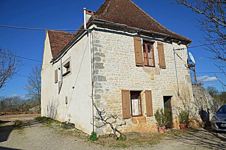 Gîte au cœur du Lot - Lentillac-du-Causse - Hus