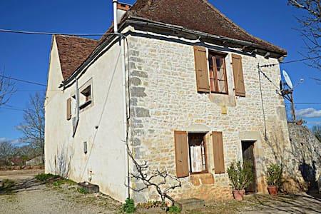 Gîte au cœur du Lot - Lentillac-du-Causse - Haus