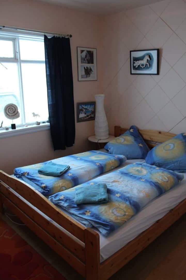 Guesthouse Garður -Cozy double room