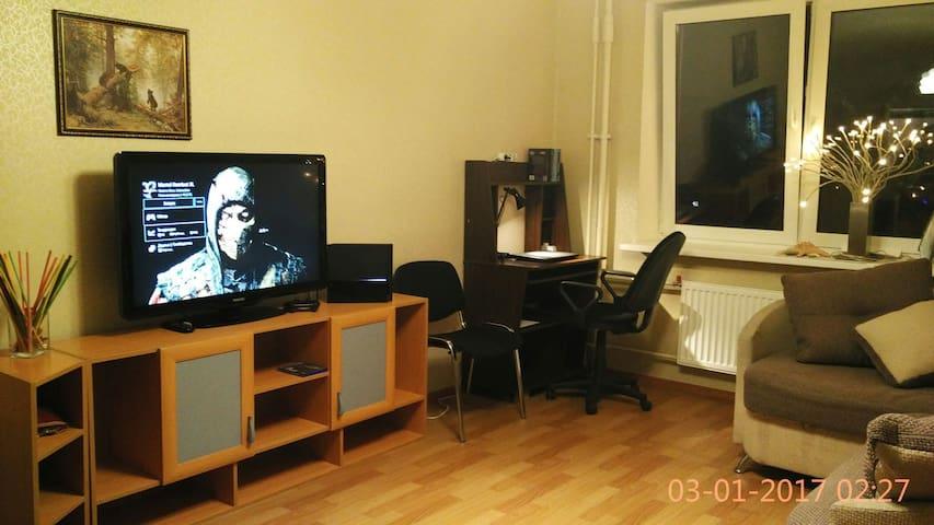 Не дорогое,уютное жилье. - Sankt-Peterburg - Flat