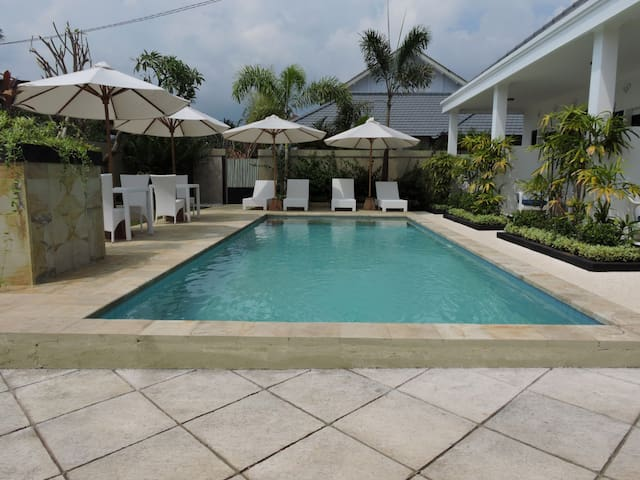 Delux Double Room, Pool Side