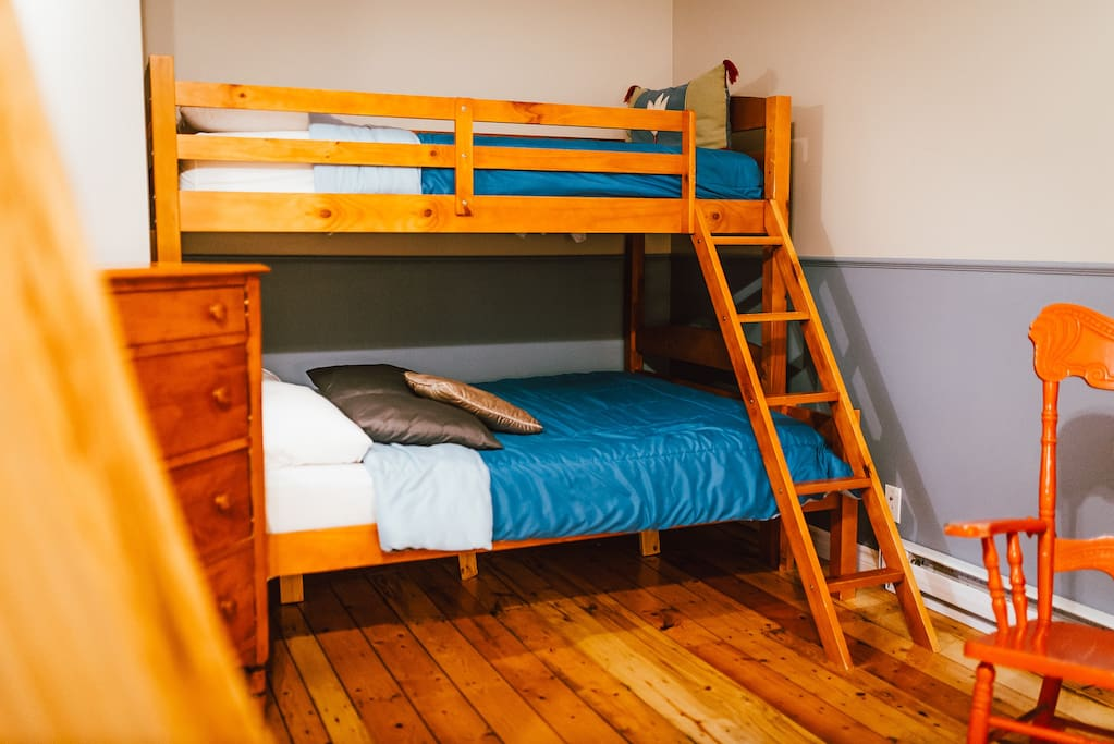 Bunk Beds (Double et simple)