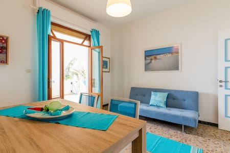 Family holiday house by the sea - La Caletta - 獨棟