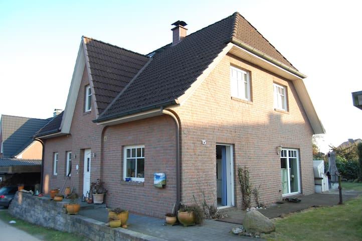 Ferienhaus Nordheidetraum, Nähe HAMBURG. - Buchholz in der Nordheide - Huis