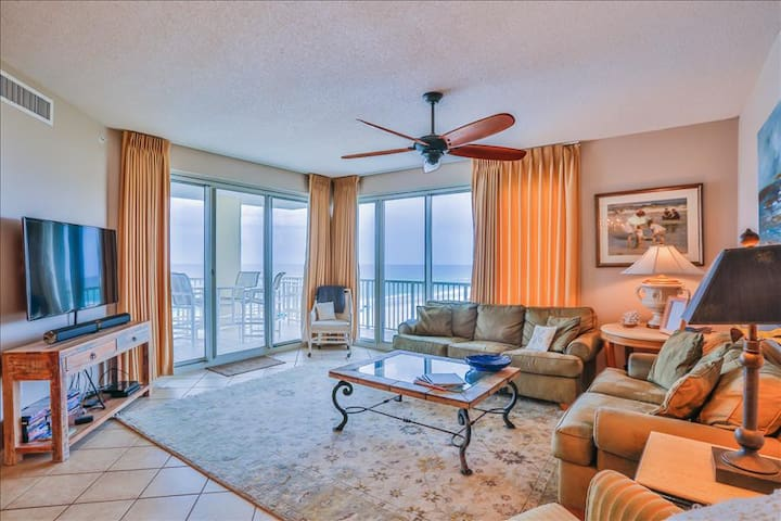 Double Beachfront Master 4 Bedroom and 4 Bath - Miramar Beach - Apartamento