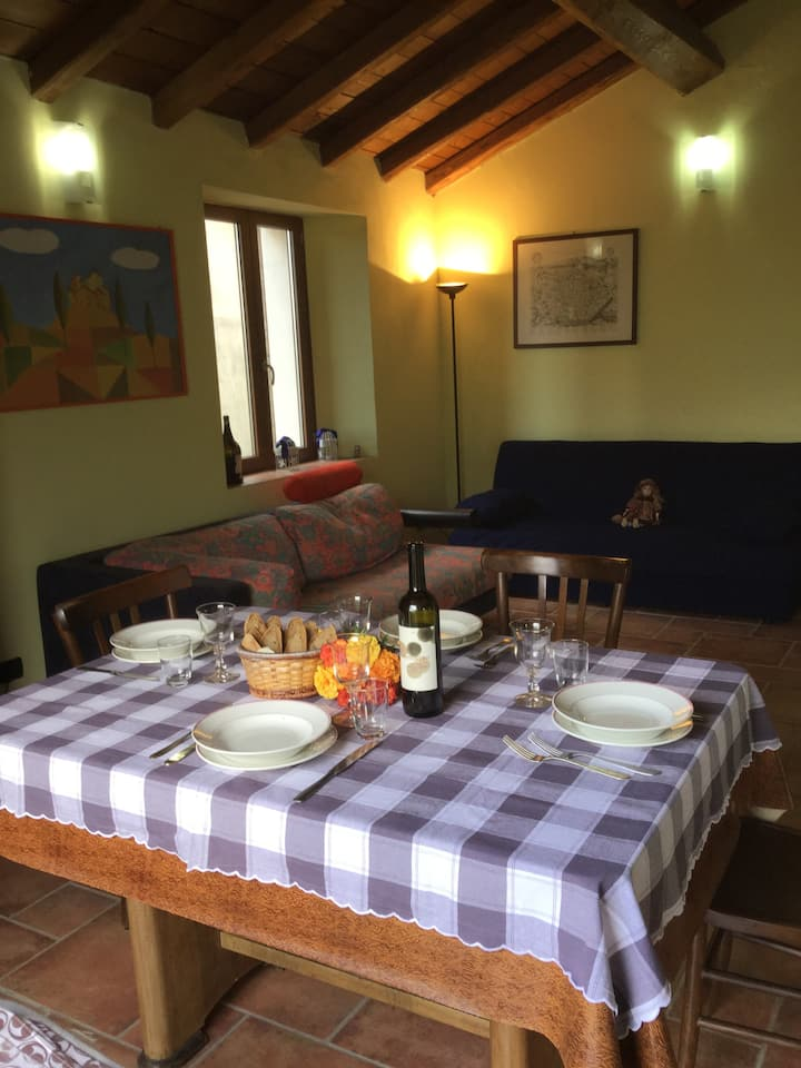 Casa Bellavista, Garfagnana