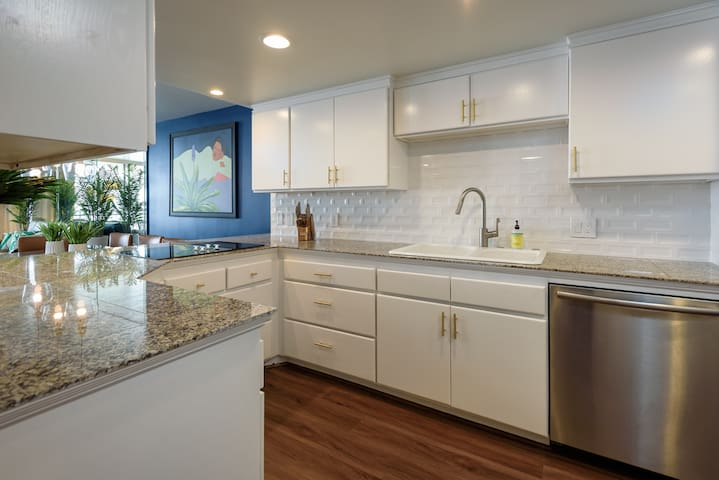 Kitchen remodeled in 2019