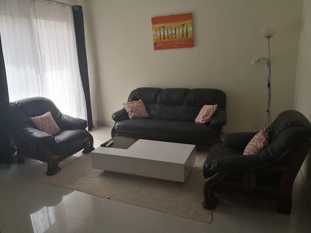 Appartement type T2 meublé aux Almadies