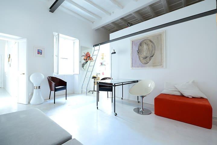Monti bright apartment: Up to 2+2 - Roma - Apartment