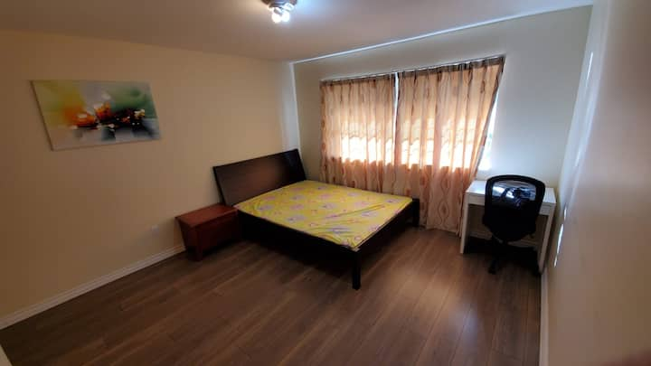 BEAUTIFUL FURNISHED SUITE WITH PRIVATE ENTRANCE!!!