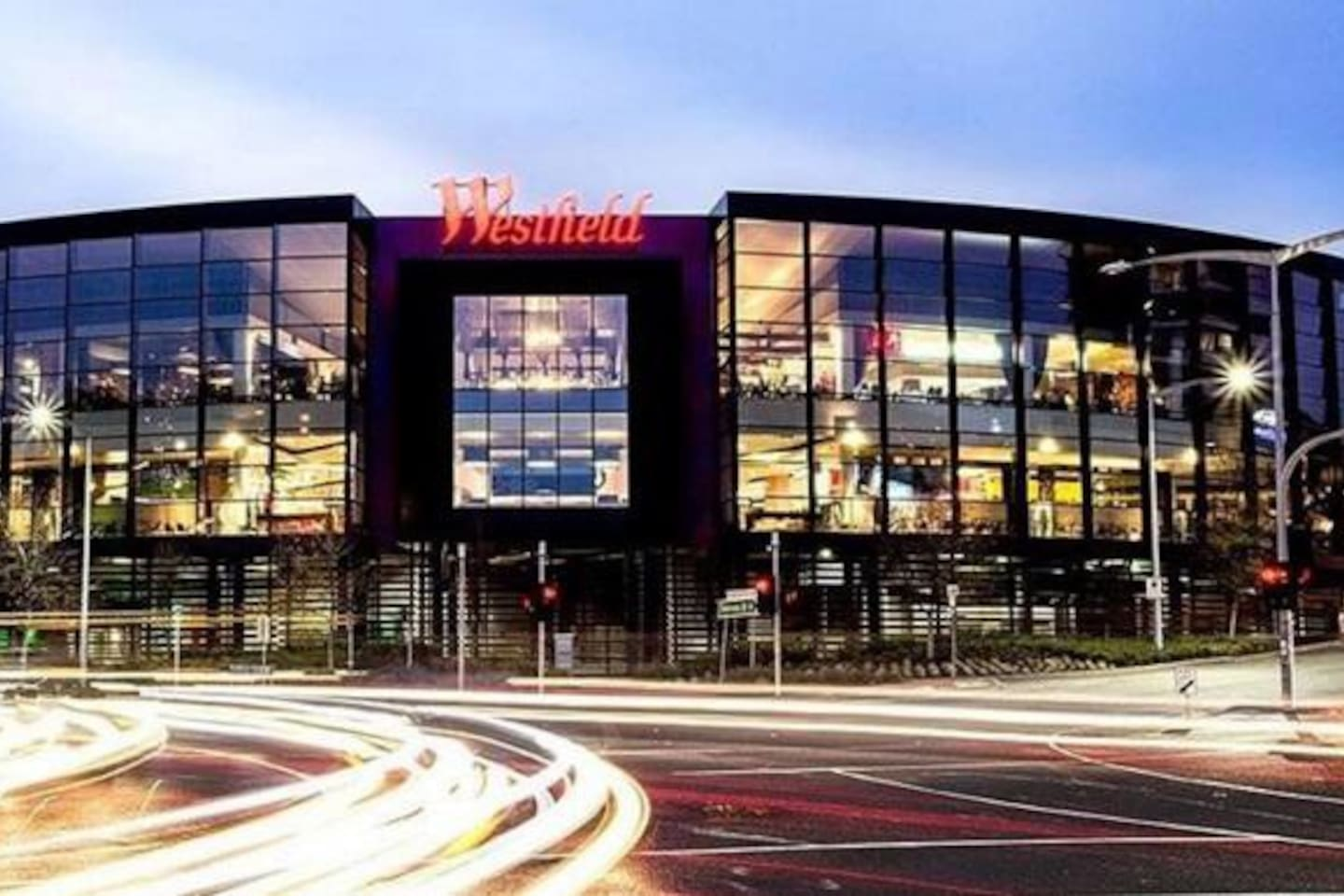Doncaster Westfield Shopping Centre is directly across the road!