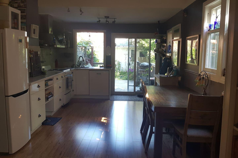 Kitchen\dining area