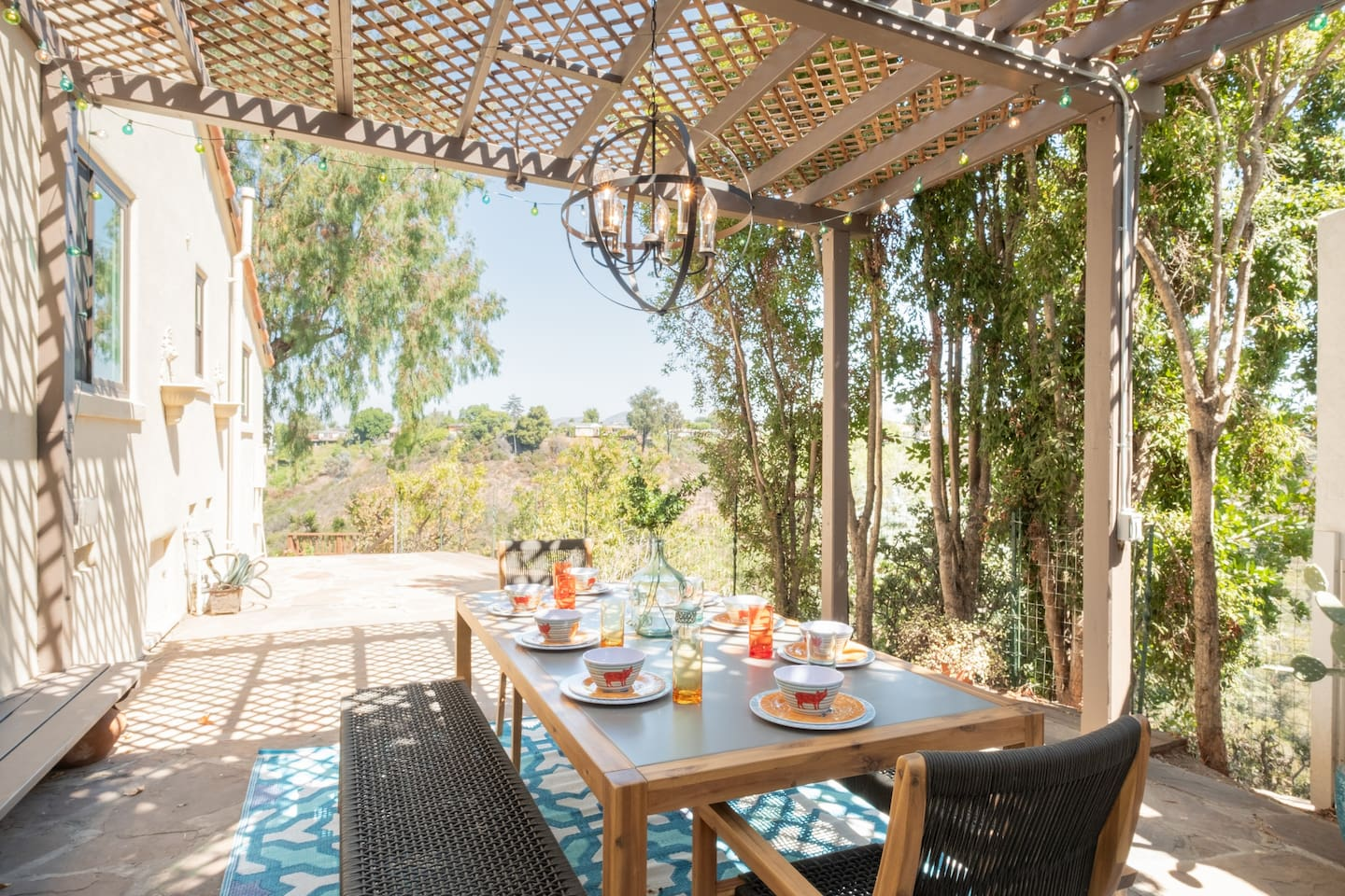 San Diego Airbnb. Located in Balboa Park