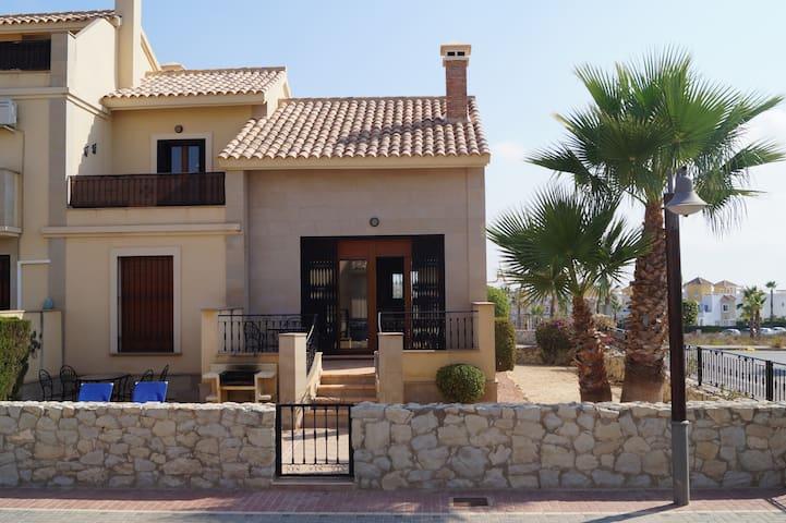 Spanje, Costa Blanca, golfpark - Algorfa - House