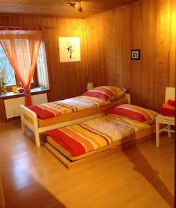 Gemütliches Zimmer für 2 Personen - Trin - Huoneisto