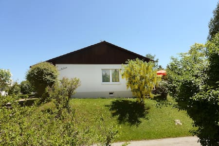 Ferienhaus Bilharz in Dittishausen - Dittishausen - วิลล่า