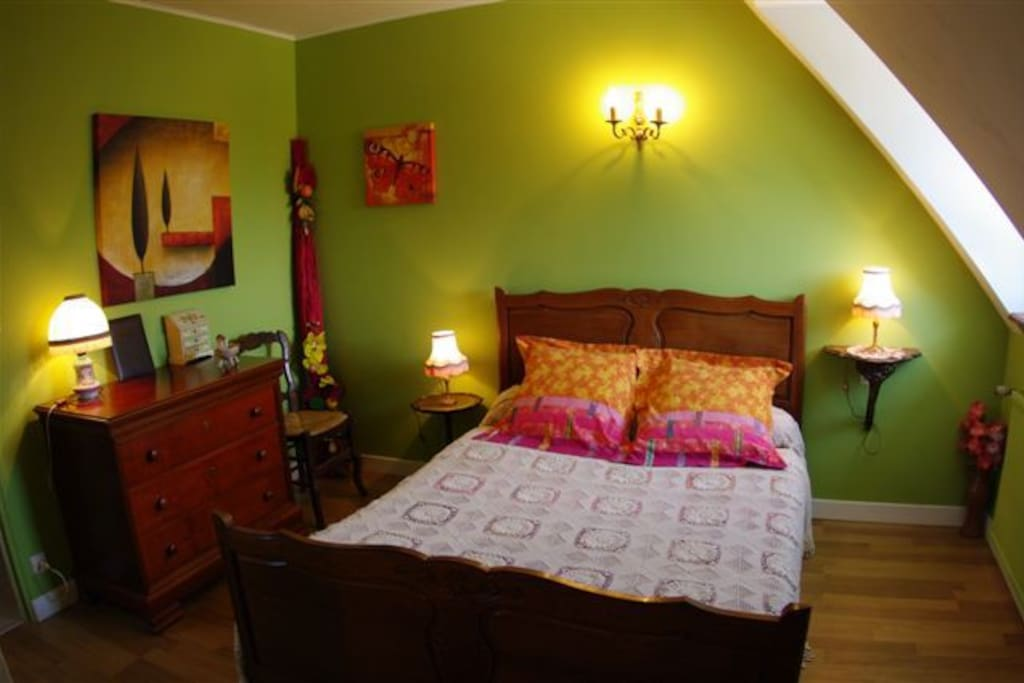 Chambre d 39 h te kerdeval guesthouse for rent in penv nan for Chambre d hote brittany