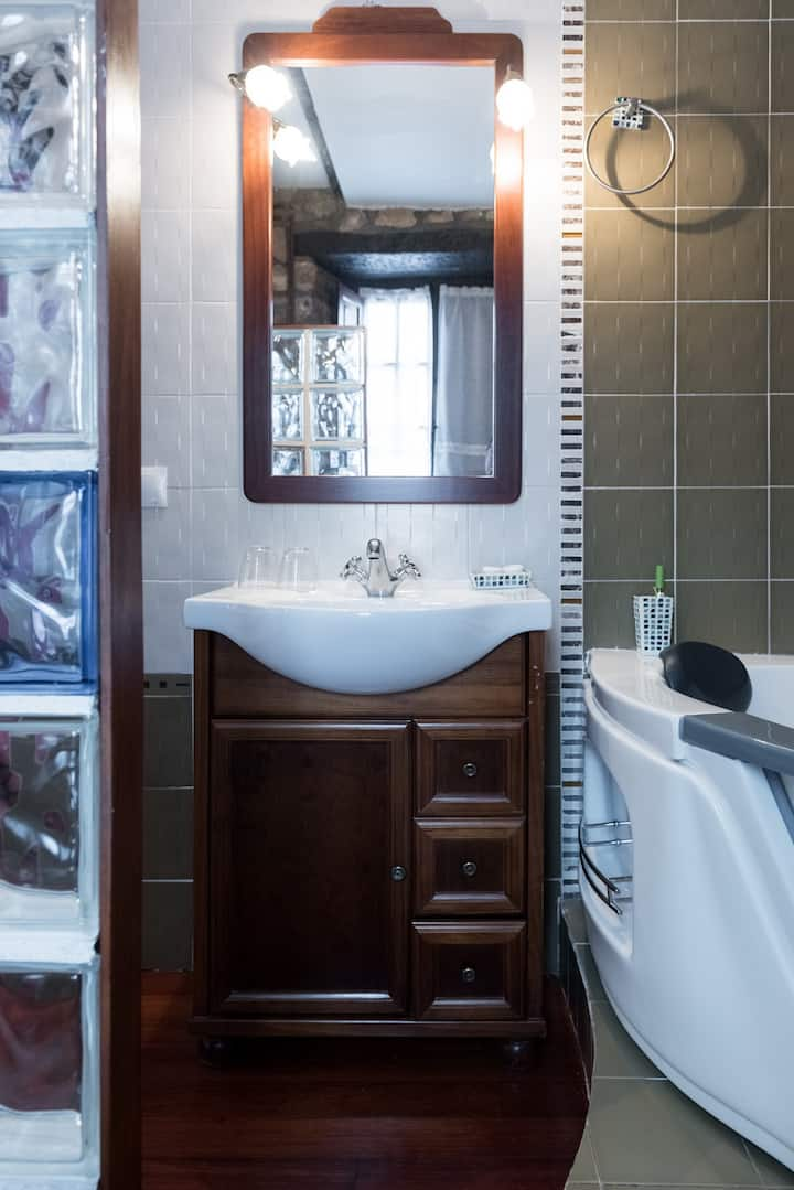 Joyuca del Pas Habitación de luxe con hidromasaje