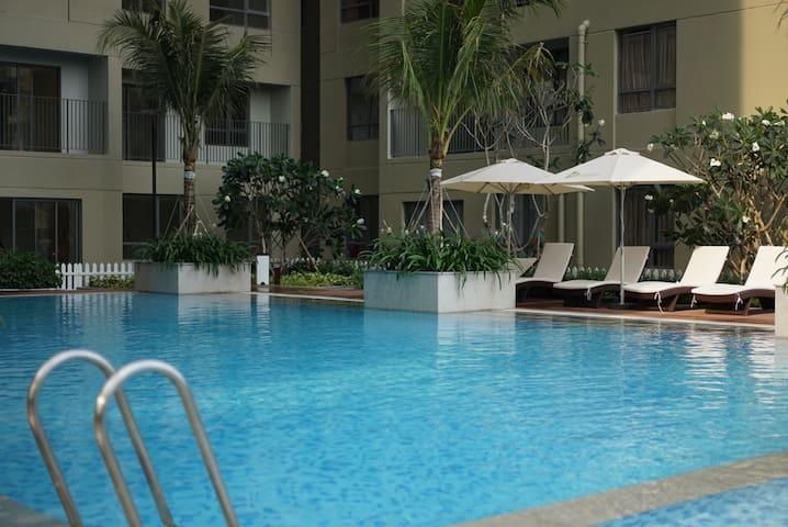 Masteri Apartment - 02 bedrooms - Ho Chi Minh - Huoneisto