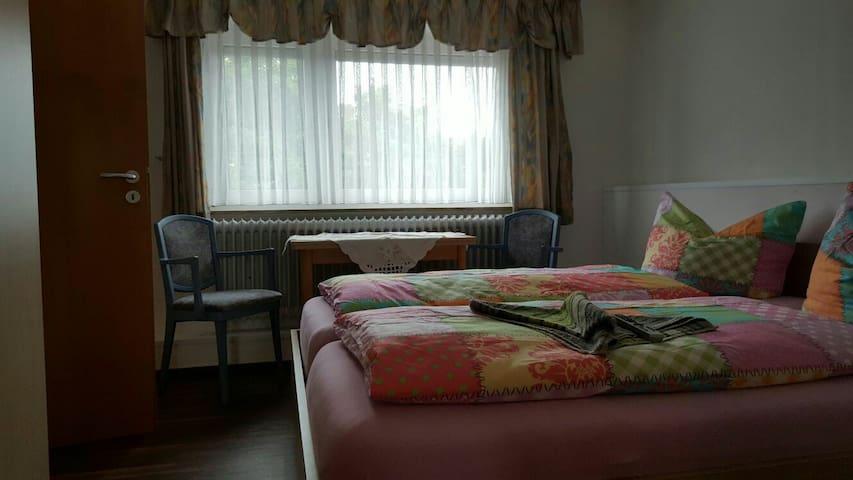 Möblierte Zimmer mit separatem WC - Sande - 獨棟