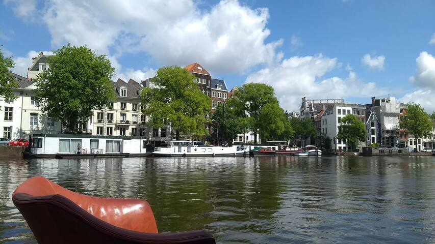 Stay in the Heart of Amsterdam