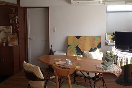 Cozy Room in the heart of Tokyo*Woman Only - Shinjuku-ku - Appartement