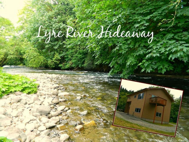 Lyre River Hideaway - Port Angeles - House