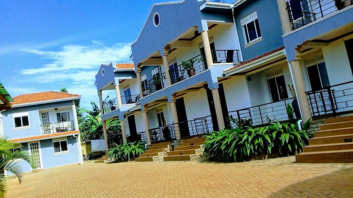 T.homes apartment, buziga hills with lake view