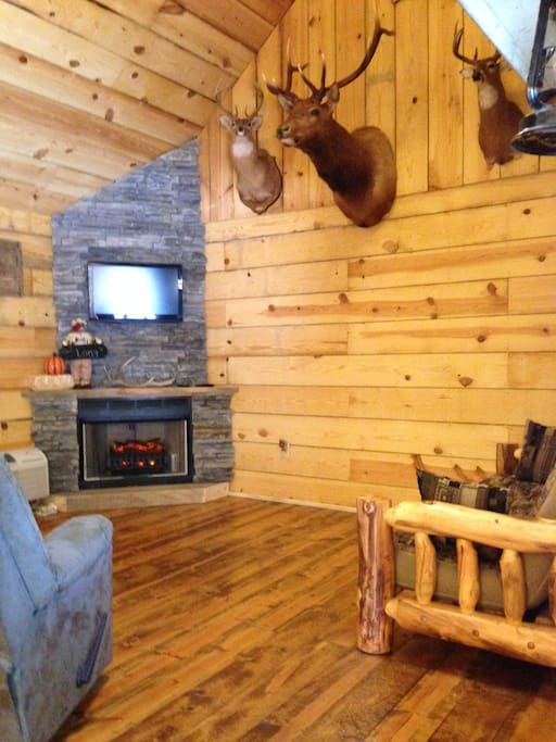 Antlers Lodge Private Cabin Cabins For Rent In Branson Missouri United States