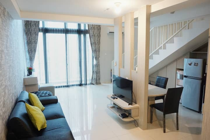 Luxury & Spacious (86sqm) Neo Soho Central Park