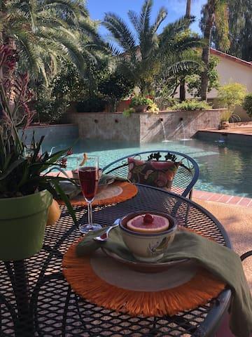 Scottsdale Luxury Resort Home