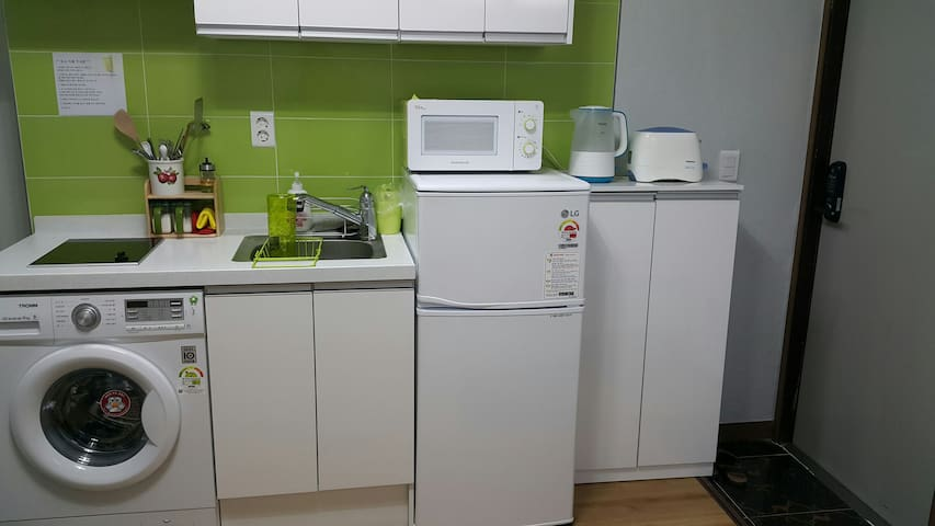 Hansu residence-3min from Hanyang University
