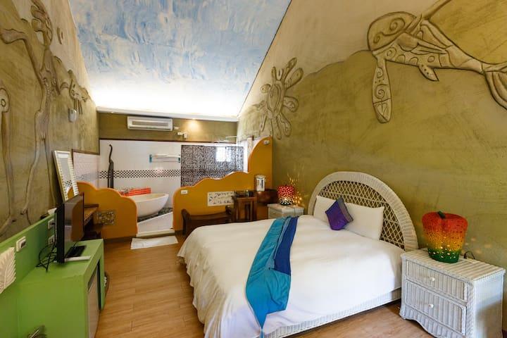 班卡拉渡假旅店 - Hengchun Township - Bungalow