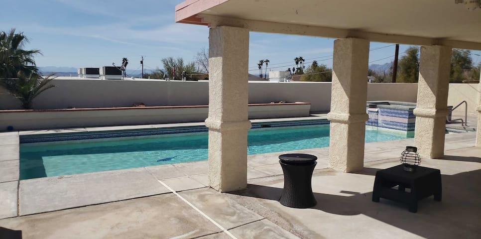 Spacious Home w/ Spa & Pool