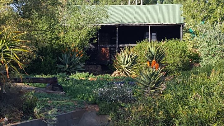 Guinea Fowl Garden Cottage