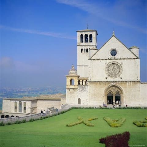 Peace of Assisi - Rivotorto
