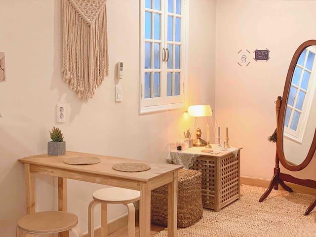 Oval studio R2 / Hongdae |温馨格调