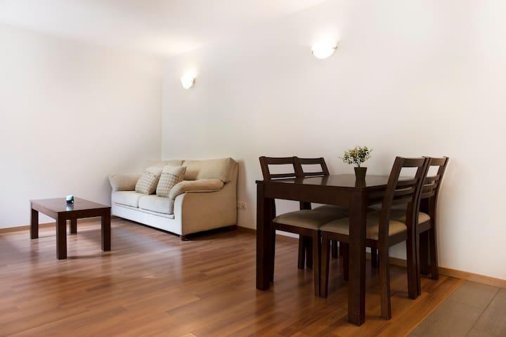 Apartamento de 1 dormitorio. VTA1BD