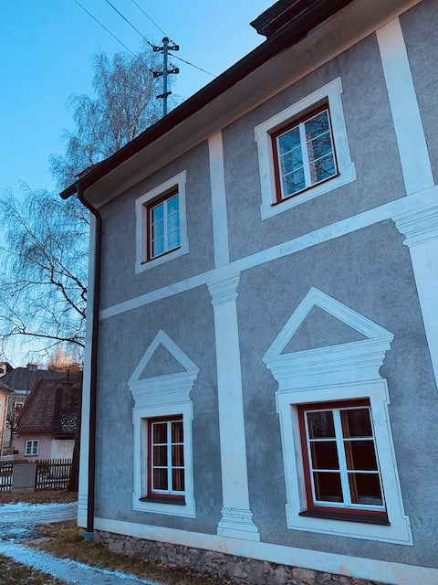 Grosses Ferienhaus in den Bergen Nähe Wien