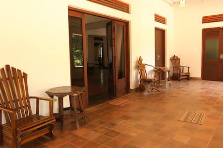 This hotel is very beautiful - Anuradhapura