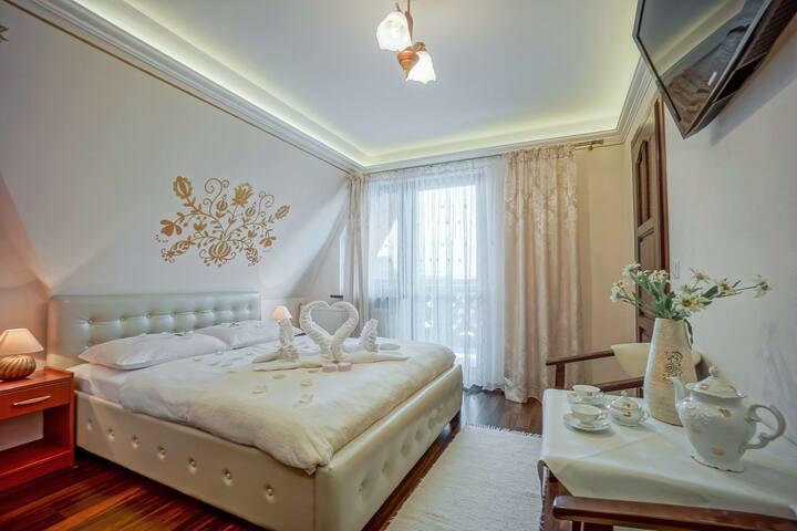 Apartament DeLuxe dla 2 osób (nr 35) Zakopane