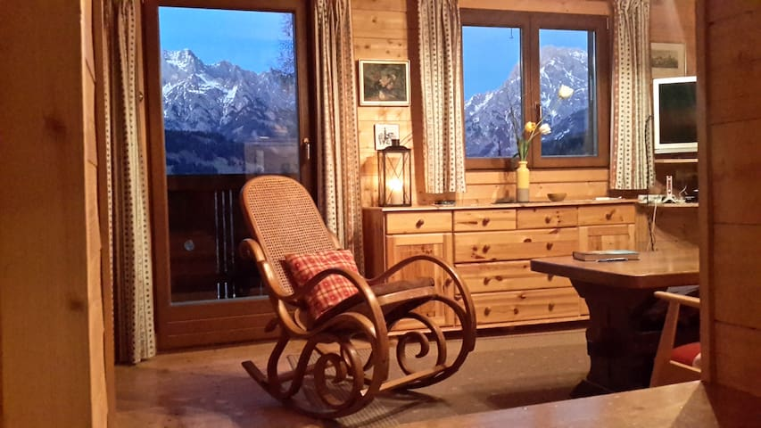 Berghütte & Traumblick im Skigebiet - Maria Alm - Pondok